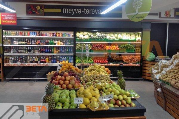 Azerbaycan gıda ürünlerine gümrük kalktı