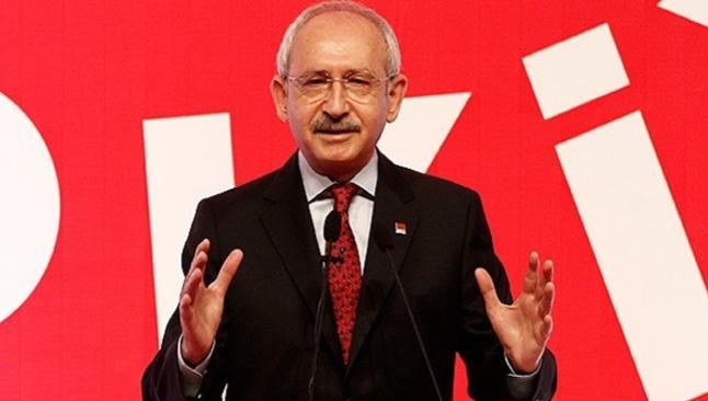 CHP seçim bildirgesini açıladı