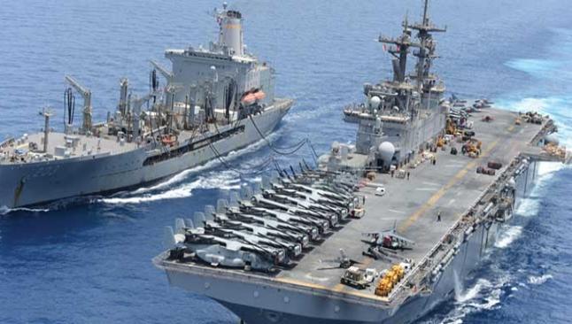 ABD Yemen'e savaş gemisi yolluyor