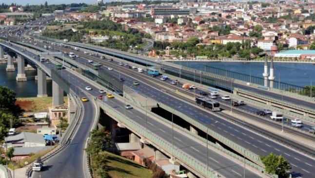 İstanbul'da bazı yollar 3 gün kapalı
