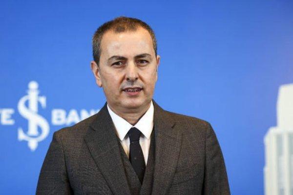 İş Bankası Genel Müdürü Aran: Öncelikli sorunumuz yüksek enflasyon