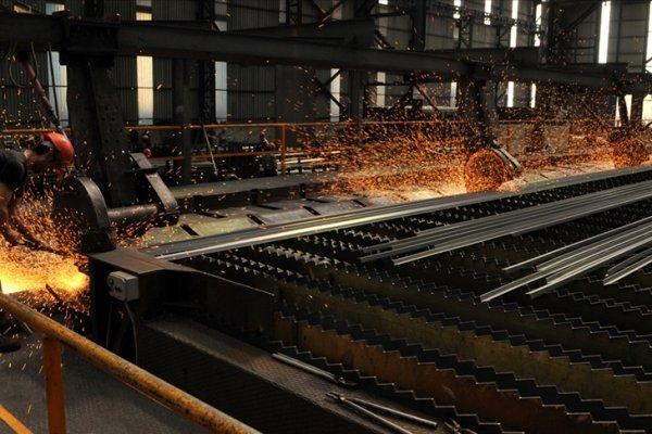 Küresel ham çelik üretimi 169,5 milyon tona yükseldi