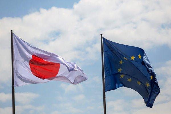 AB-Japonya Zirvesi düzenlendi