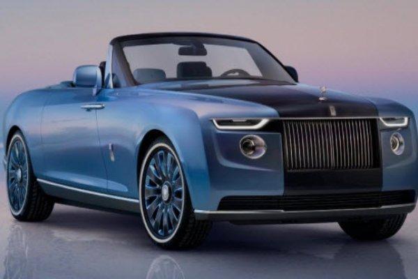 Dünyanın en pahalı otomobili tanıtıldı