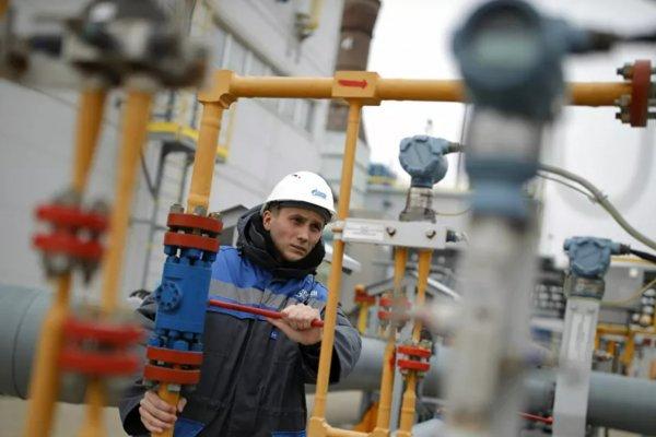 Gazprom'un doğal gaz ihracatı yüzde 25,7 arttı