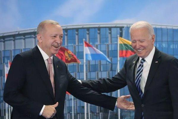 Biden'dan Erdoğan ile görüşmesi sonrası yeni açıklama