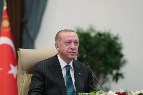 Biden görüşmesi sonrası Erdoğan'dan ilk açıklama