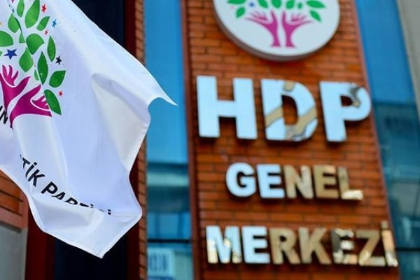 HDP kapatma davasında ilk inceleme 21 Haziran'da