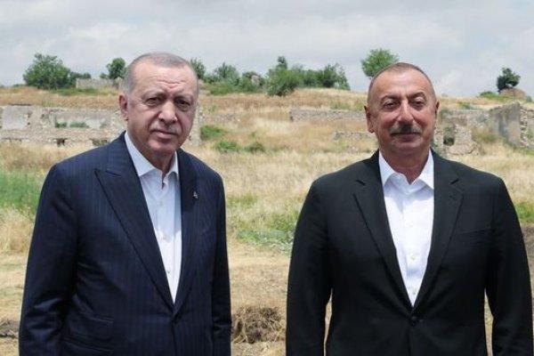 Erdoğan: TOKİ ile Karabağ'da planladığımız adımlar var