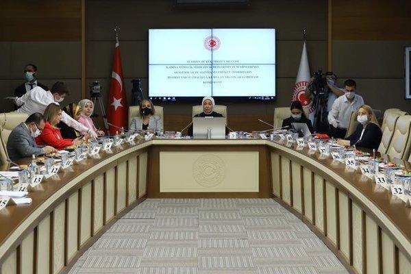 CHP, TBMM Kadına Yönelik Şiddetin Araştırılması Komisyonu'ndan çekildi