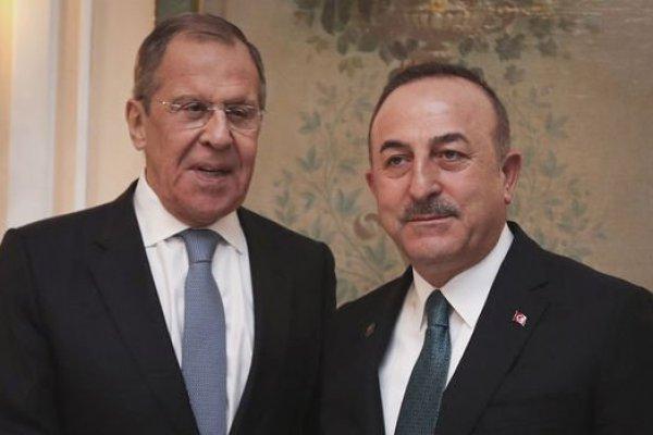 Çavuşoğlu ile Lavrov 30 Haziran'da bir araya geliyor