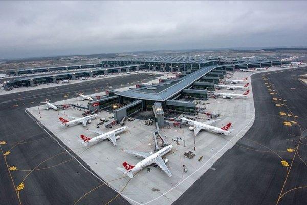 Türkiye'de hava yolunu kullanan yolcu sayısı 40 milyonu aştı