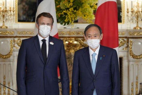 Japonya ile Fransa'dan Çin'e karşı iş birliği