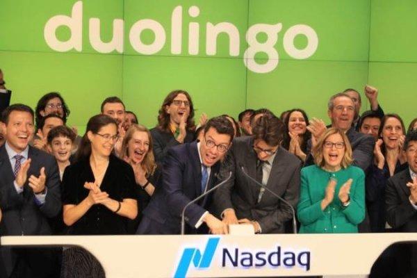 Duolingo halka arz sonrası yüzde 36 prim yaptı