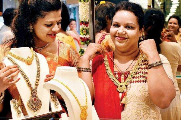Hindistan'ın altın ithalatı 5 ayın zirvesinde