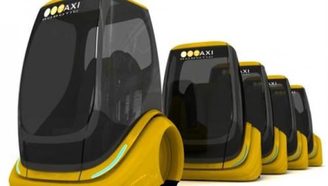 Japonlar robot taksi üretecek