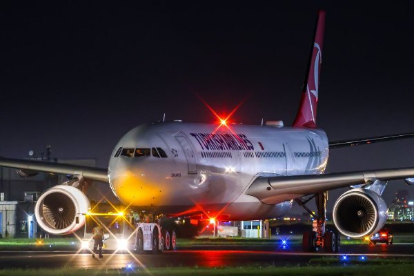 THY'nin Afrika'daki 61. uçuş noktasını belirledi