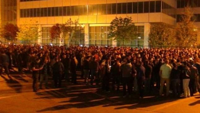 Renault fabrikasında grev büyüyor