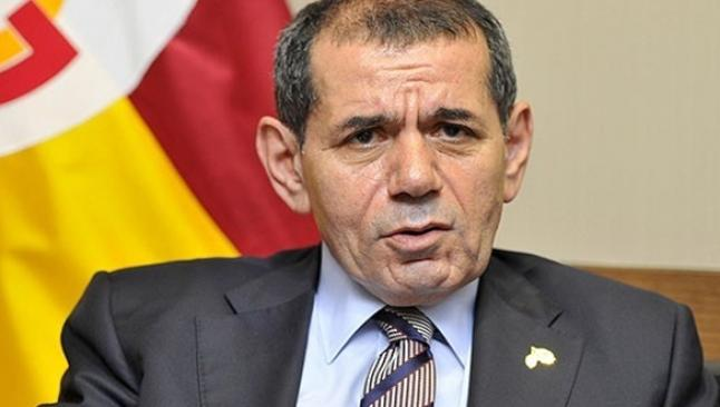 Galatasaray'ın yeni başkanı Özbek