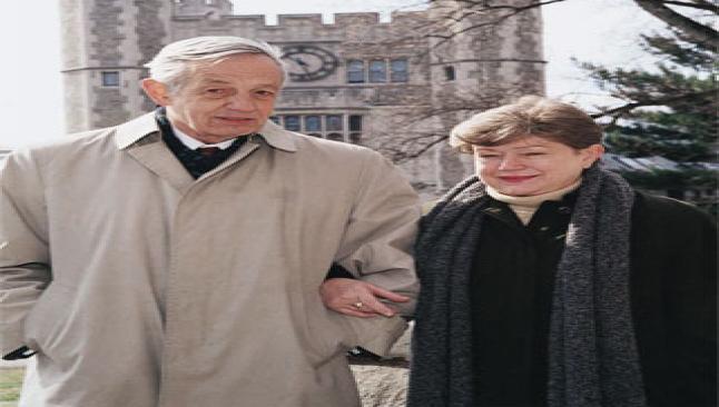 John Nash hayatını kaybetti