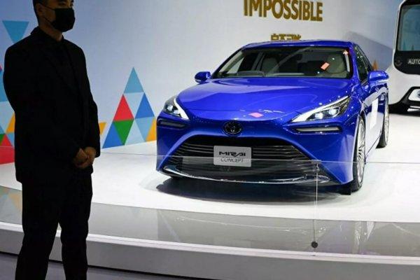 Hidrojenle çalışan Toyota'dan dünya rekoru