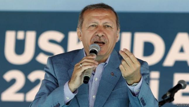 Erdoğan'a vatana ihanetten suç duyurusu