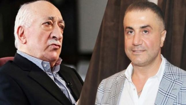 Gülen'den, Sedat Peker açıklaması