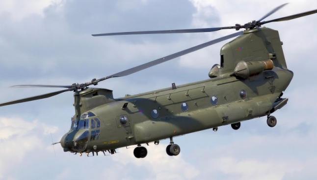 Erdoğan'a savaş helikopteri