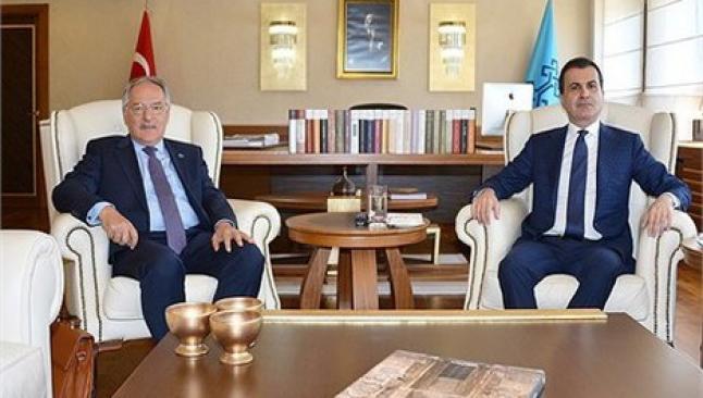 AKP'den CHP ile koalisyon açıklaması