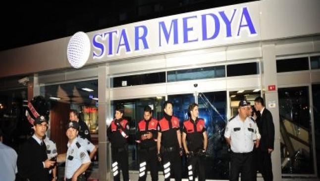 Star gazetesine zaman ayarlı bomba