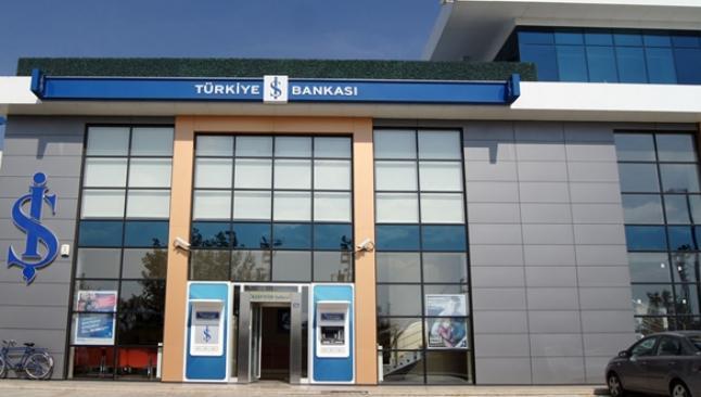 İş Bankası'nın ilk yarı karı 1.82 milyar TL