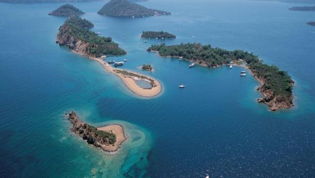 Ege satılık ada kaynıyor