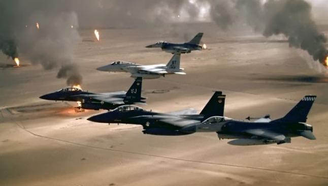 K.Irak'a hava harekatı