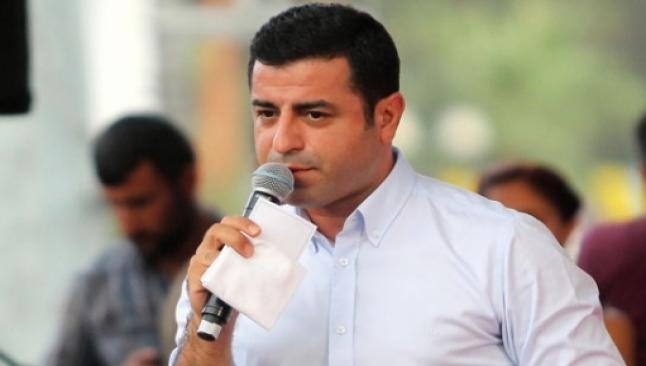 Demirtaş: PKK koşulsuz silah bırakmalı