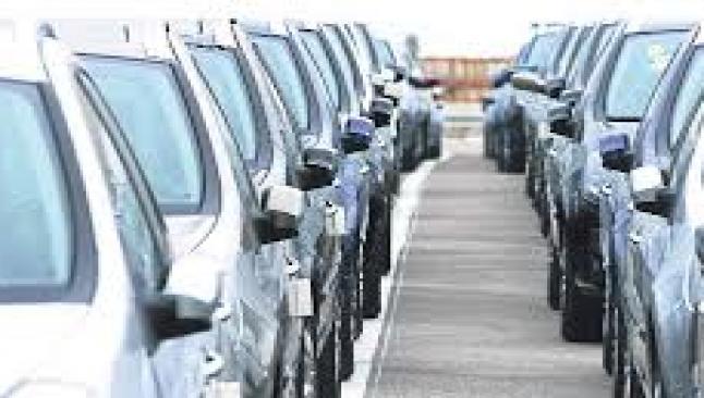 Otomotiv pazarı rekor kırdı