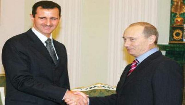 Putin: Esad iktidarı paylaşmaya hazır