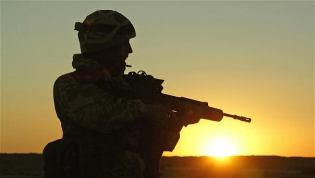 ABD asker ailelerini tahliye ediyor