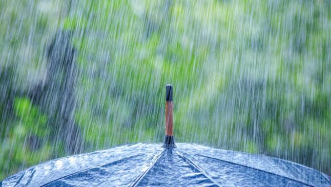Pazartesi yağmurla uyanacağız