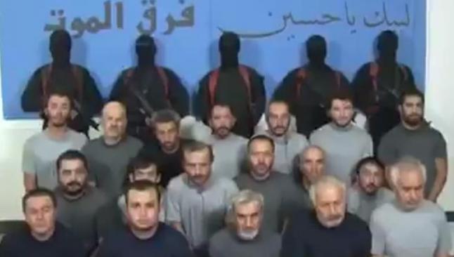 Irak'ta kaçırılan işçiler serbest
