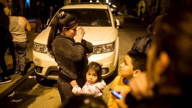 Şili'de deprem sahil bölgesini vurdu