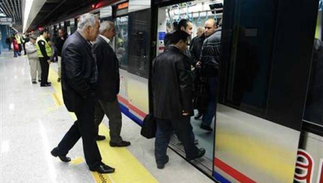 Marmaray 15 günde 4,5 milyon yolcu taşıdı