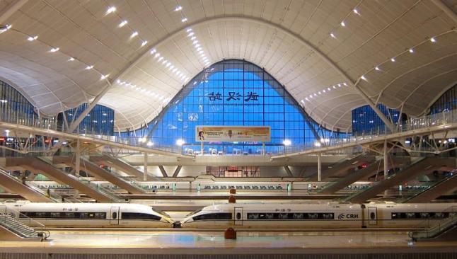 Çin'den demiryollarına 76 milyar dolar