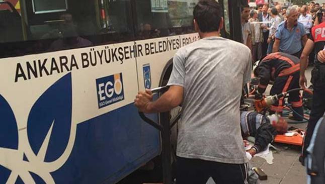 Ankara'da facia 11 ölü