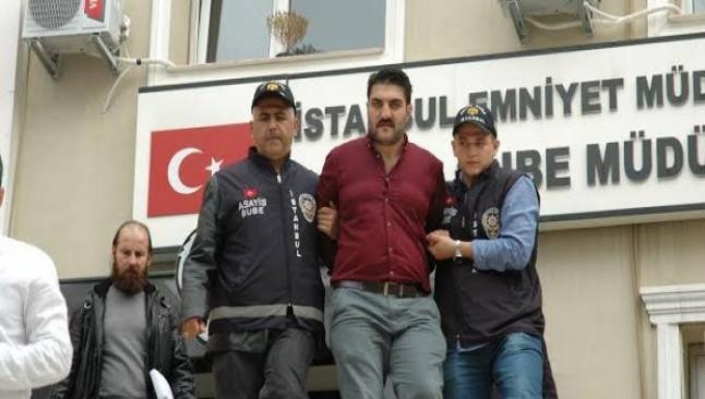 Saldırganlar AKP Fatih ilçe teşkilatından