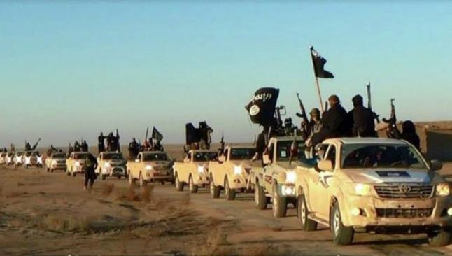 IŞİD'e Toyota'ları ABD göndermiş