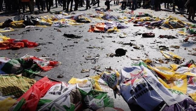 Barışa kan damladı: 30 ölü