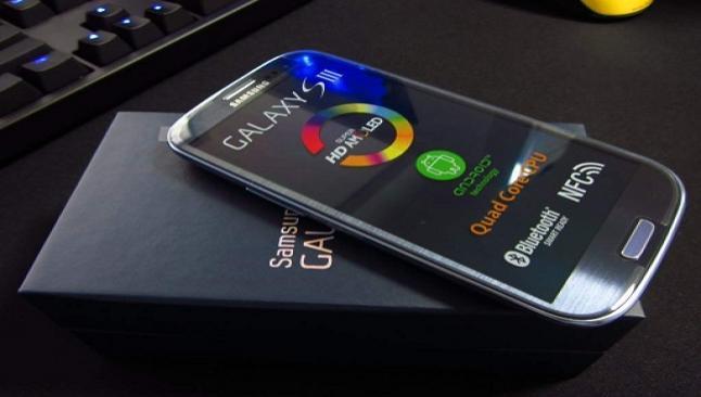 Galaxy S3'lerde Android sorunu
