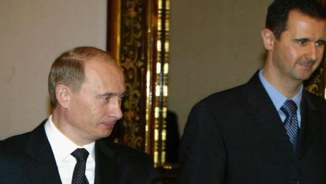Esad'dan sürpriz Moskova ziyareti