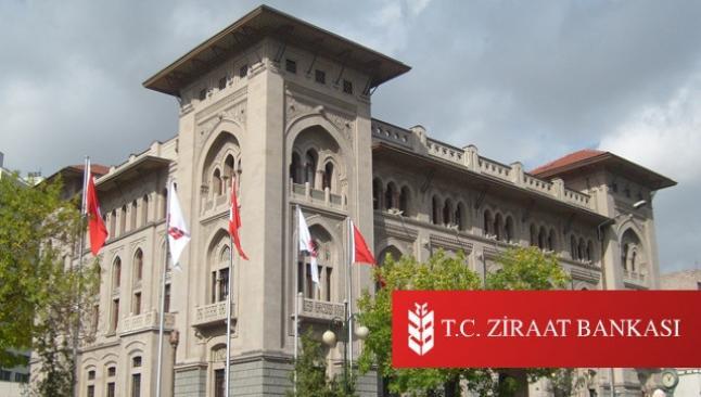 Ziraat'ın net karı yüzde 13 arttı