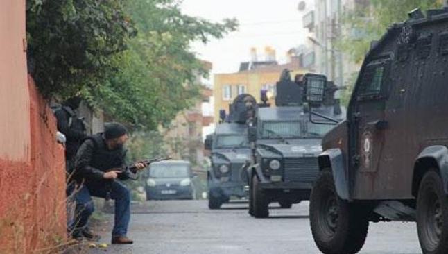 Diyarbakır'da IŞİD operasyonu 2 şehit